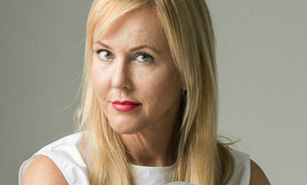 KRIM-VINNER. Svenske Camilla Grebe er god på vær og vind og folk og føre i sine treffsikre beskrivelser, skriver Dagbladets anmelder. Foto: Viktor Fremling
