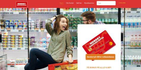 image: Forbrukertilsynet ut mot ulovlig reklame for Nordbykortet