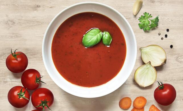 NATURLIGE VALG: Knorrs gode og naturlige råvarer er hemmeligheten bak den gode smaken.