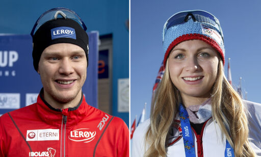 image: OL-helten har funnet kjærligheten med Hege Bøkko