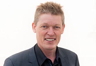 SAMLER ORD OG UTTRYKK: Jens Barland er medieforsker ved NTNUs Institutt for design og forfatter av Glemmeboka.