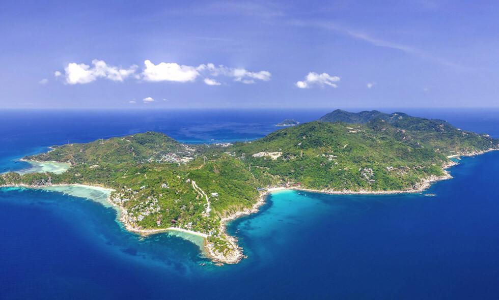 FERIEPARADIS: Den britiske turisten skal ha blitt dopet ned og voldtatt på øye Koh Tao. Foto: Shutterstock / NTB scanpix