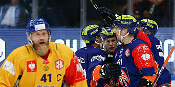 image: Storhamar overkjørt av finsk motstand