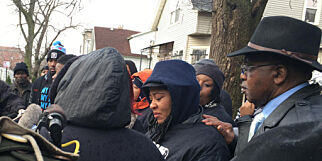 image: Politiet i Chicago innrømmer å ha drept fembarnsmor (55) ved et uhell