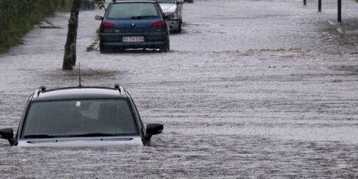 image: Meteorologen om rekordnedbøren: - Sjeldent store mengder vann