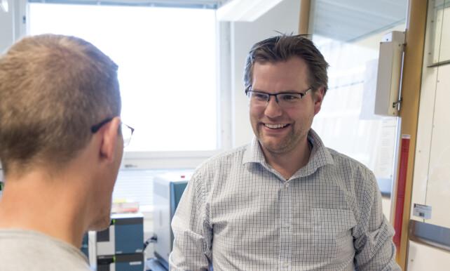 EKSPERT: Rikard Landberg er professor ved Chalmers og seniorforsker i studien.