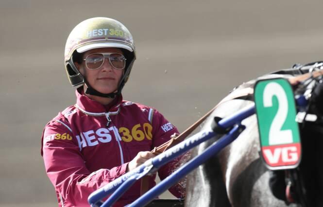 ERFAREN RYTTER: Prinsesse Märtha Louise har drevet med hest i mange år. Likevel er det å være travkusk relativt nytt for henne. Foto: Andreas Fadum / Se og Hør