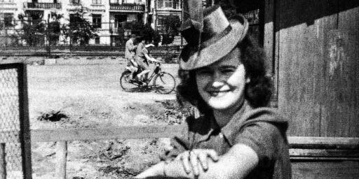 image: Etter at mora døde, oppdaget Halldis at hun hadde båret på en stor hemmelighet
