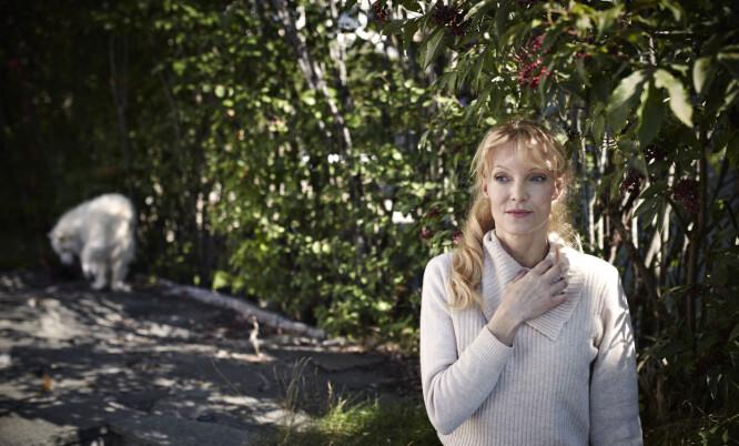 BLE FRISK: Tilliten fra en fremmed skulle hjelpe Grethe til å finne igjen troen på at hun skulle bli frisk. FOTO: Geir Dokken