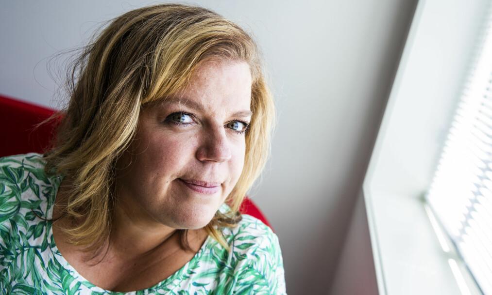 ÅPEN OM SELVMORD: I anledning verdensdagen for forebygging av selvmord har Else Kåss Furuseth laget en miniserie om det tabubelagte temaet. Foto: NTB Scanpix