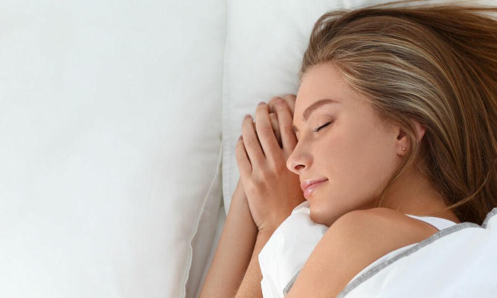 image: Tolv steg til å sove godt uten medisiner