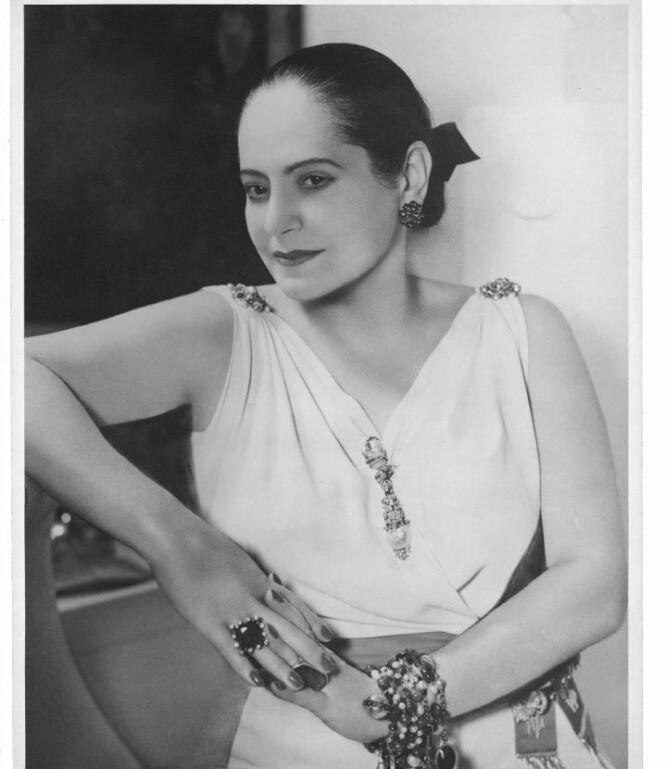 Helena Rubinstein var kanskje liten av vekst, men fikk større innflytelse på skjønnhetsverdenen enn de fleste andre. FOTO: NTB Scanpix/ Produsentene