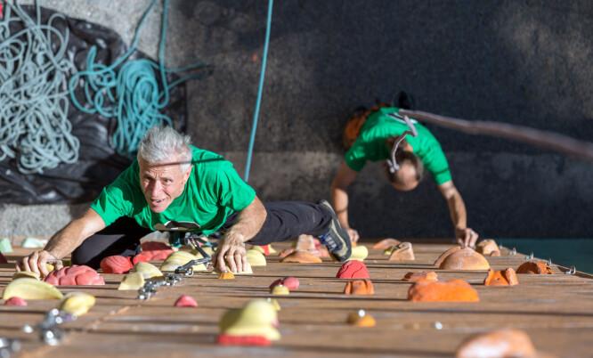 HELSETILSTAND: Helsetilstanden hos deltakerne var viktig for å forutsi deres subjektive alder. Foto: Shutterstock
