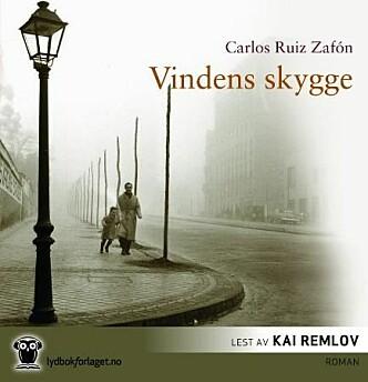 <strong>ANBEFALT:</strong> Vindens skygge av Carlos Ruiz Zafón.