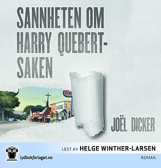 <strong>ANBEFALT:</strong> Sannheten om Harry Quebert-saken av Joël Dicker.