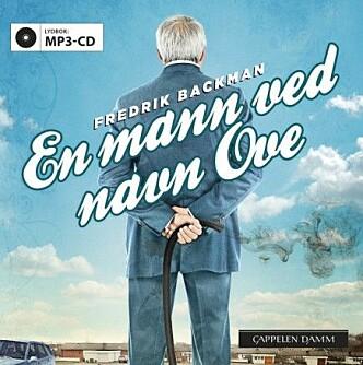 <strong>ANBEFALT:</strong> En mann ved navn Ove av Fredrik Backman.