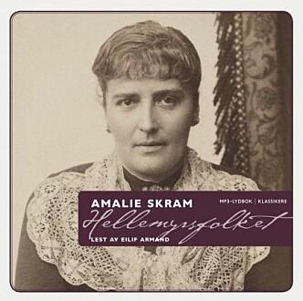 <strong>ANBEFALT:</strong> Hellemyrsfolket av Amalie Skram.