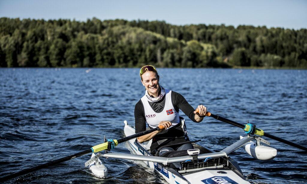 image: Gullfest i ro-VM: Skarstein og Borch med triumf