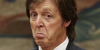 image: Paul McCartney avslører «runkering» med John Lennon