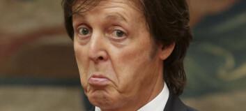 Paul McCartney avslører «runkering» med John Lennon