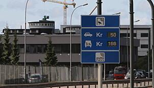 Har du kjørt gjennom Norges billigste eller dyreste bomstasjon?