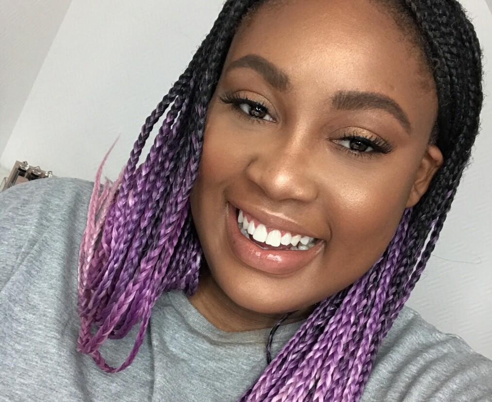 CHIOMA ANUGWEJE: Bloggeren, YouTuberen og Instagram-profilen deler sine best skjønnhetstips. FOTO: Privat