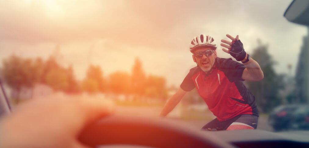 September har flest sykkelulykker