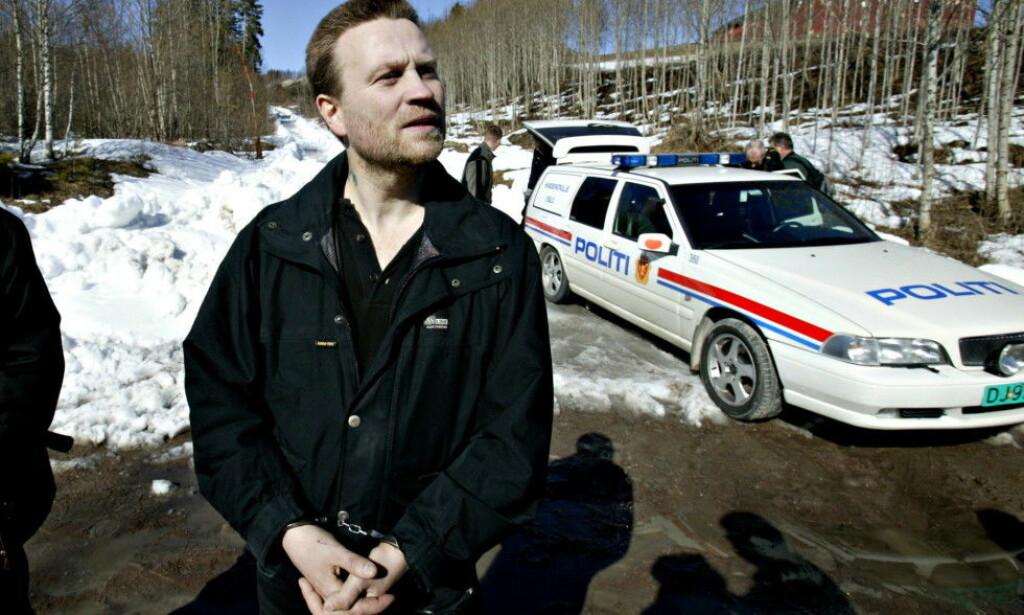 TILSTO ATTENTAT: John Edvin Lie har vært dømt flere ganger. I 1982 ble han dømt for dobbeltdrap. Her er han i 2004. FOTO: Aleksander Nordahl / Dagbladet