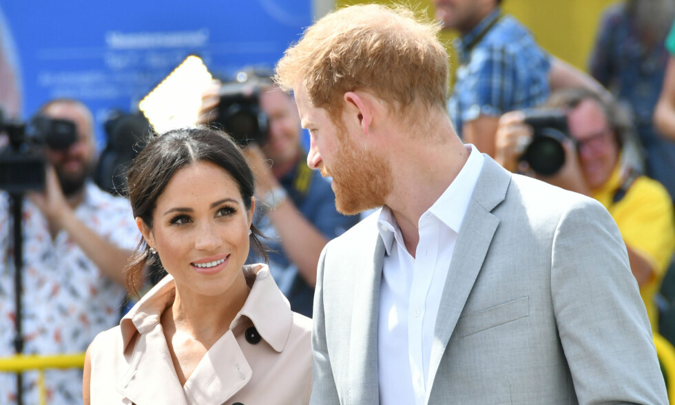 MISTER VENNER: Å gifte seg med prins Harry har vært tøffere for hertuginne Meghan enn mange kanskje tror. Foto: NTB Scanpix