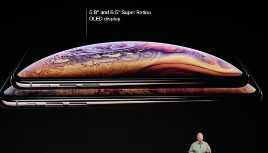 Dette må du vite om Apples nye iPhone-modeller