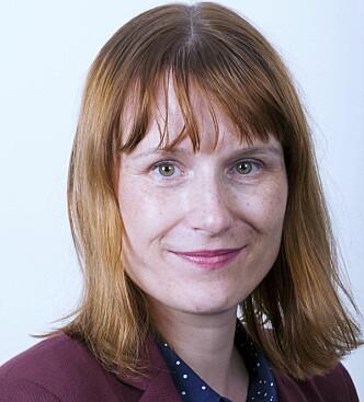 Ylva Østby, postdoktor ved psykologisk institutt ved Universitetet i Oslo. Foto: UiO