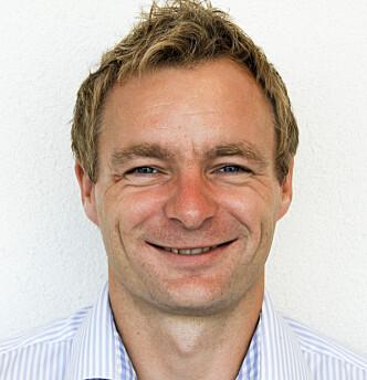 Anders Martin Fjell, professor ved psykologisk institutt på UiO. Foto: UiO.