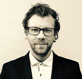 <strong>SKRYTER:</strong> PR- og informasjonssjef hos Mercedes Norge, Audun Hermansen.