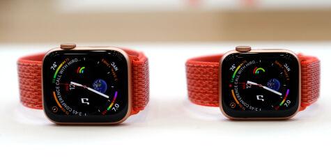 image: Nye Apple Watch får ikke EKG-måling i Norge