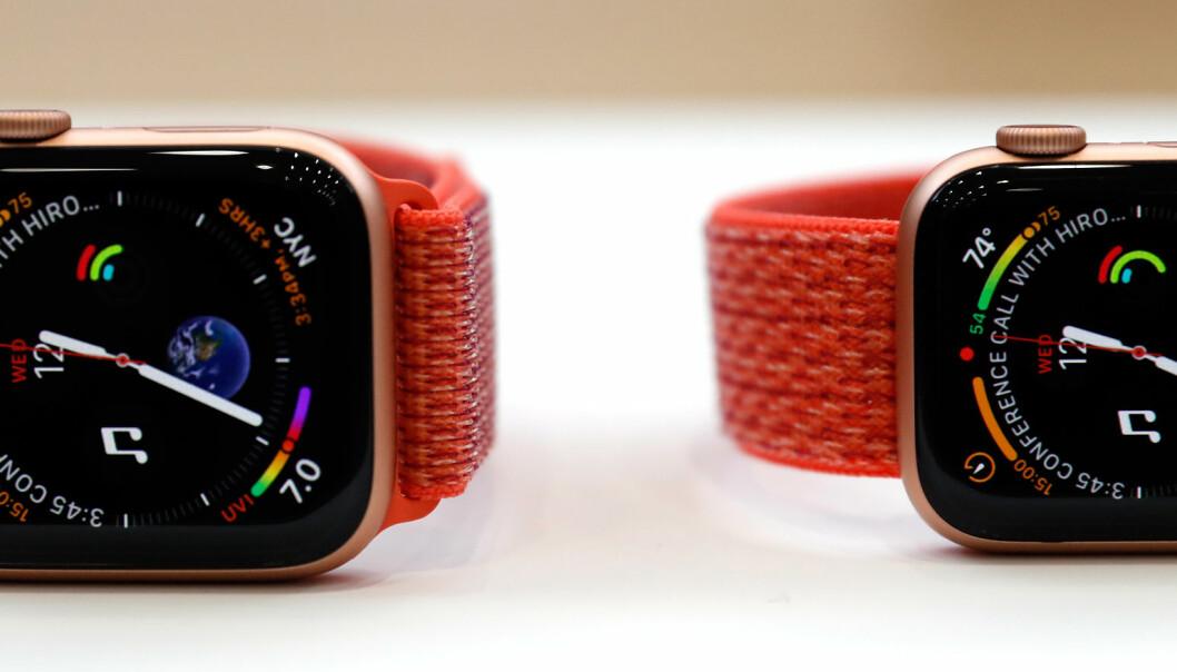 Den store Apple Watch-nyheten kommer ikke til Norge