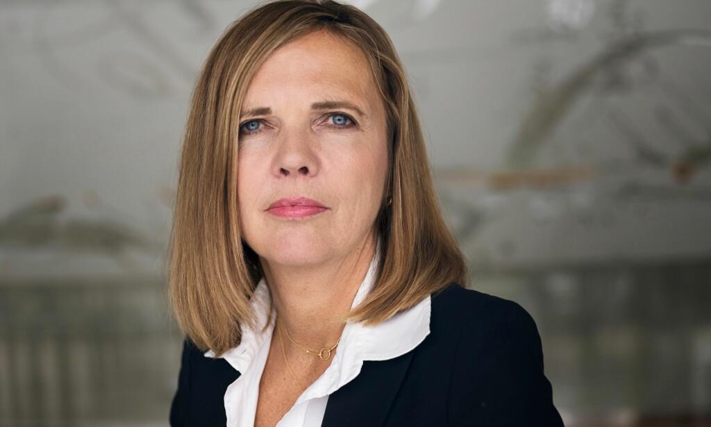 REFSES: Men Inga Bolstad avviser kritikken på det sterkeste, samtidig som hun er klar på at ting har vært problematisk tidligere. Foto: Riksarkivet