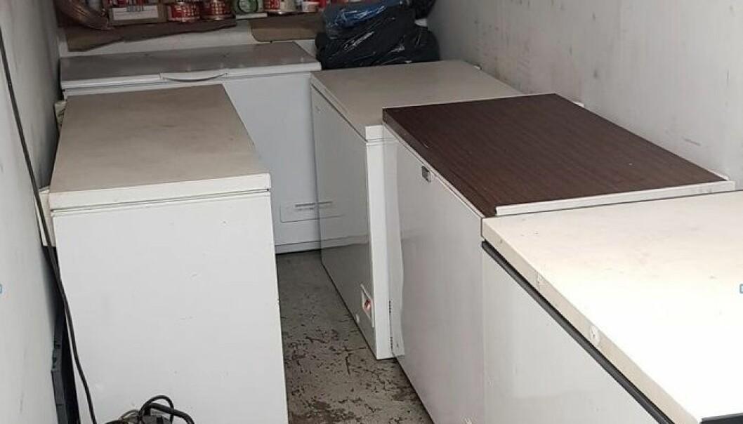 Politiet gjorde sjokkfunn da de slo til mot vaskehall i Oslo: - Trolig ment for serveringssted