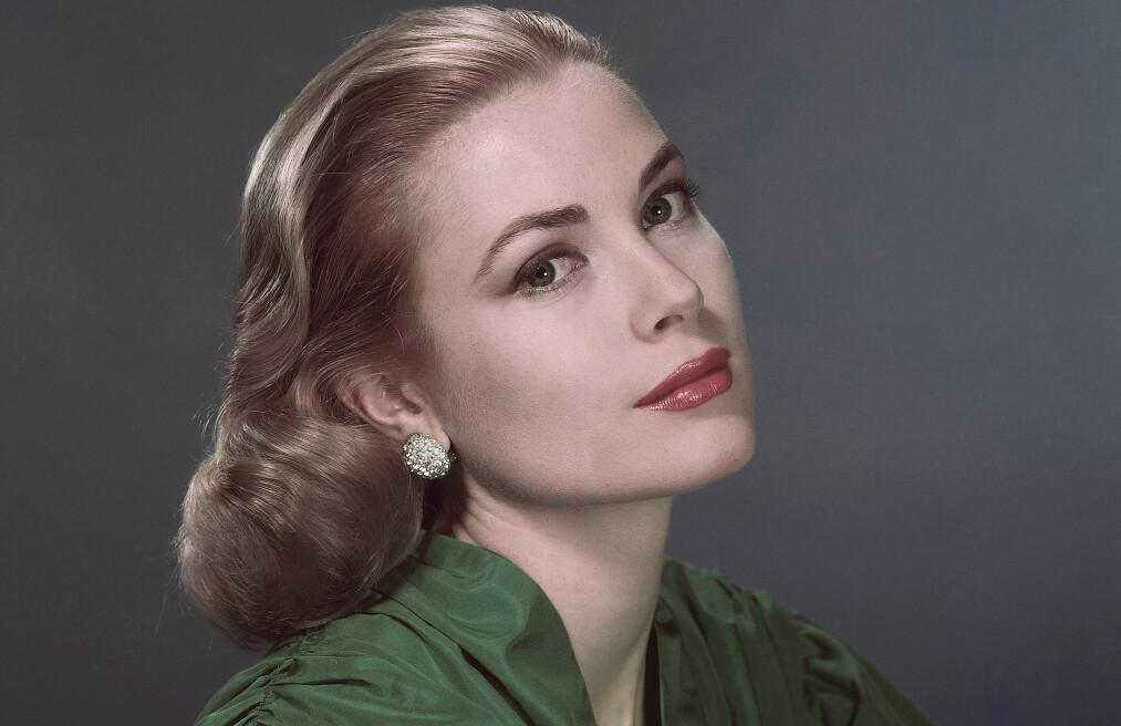 FILMSTJERNENS TRAGISKE SKJEBNE: Fyrstinne Grace Kelly av Monaco ble bare 52 år gammel. Hun døde under tragiske omstendigheter i september 1982. FOTO: NTB Scanpix