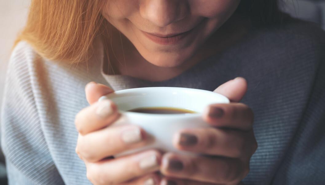 FRISK START PÅ DAGEN: Lukten av kaffe om morgenen føles for mange et som et lite must. FOTO: NTB Scanpix