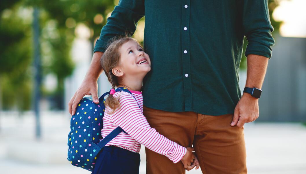 MYE Å STILLE OPP PÅ: Er skole- og barnehageaktiviteter lagt opp på en måte som gjør det vanskelig for foreldre å jobbe fulltid? FOTO: NTB Scanpix