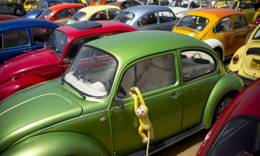 image: Snart slutt for den ekte VW-bobla