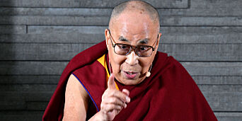 image: Dalai Lama: - Europa tilhører europeerne