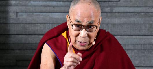 Dalai Lama: - Europa tilhører europeerne