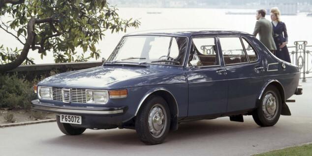 Da Saab var Saab