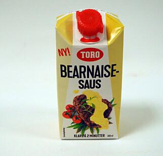 image: Ærlig talt, Toro: - Kan man kalle dette bearnés?