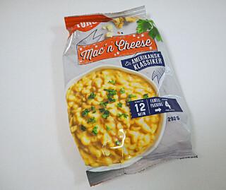 AMERIKANSK KLASSIKER: Nordmenn elsker amerikansk mat, og denne passer perfekt inn i denne trenden, tror Annechen Bahr Bugge.