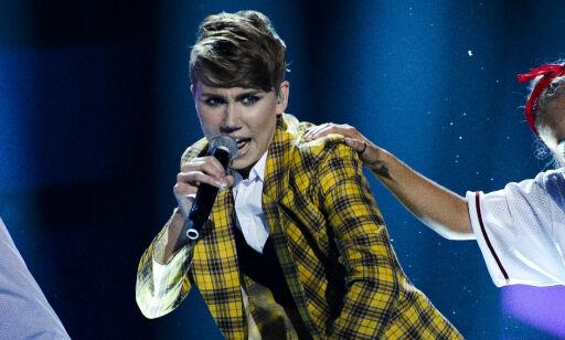 image: «Stjernekamp»-Ella:- Angsten er helt jævlig før jeg går på scenen