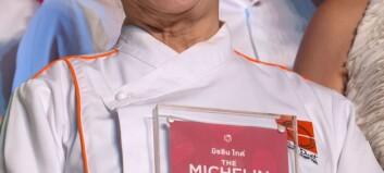 Fai (73) fikk sin første stjerne: Da Michelin-guiden ringte, trodde hun de trengte hjelp til cateringen