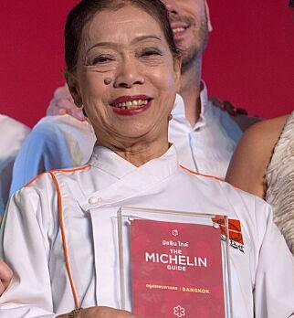 image: Fai (73) fikk sin første stjerne: Da Michelin-guiden ringte, trodde hun de trengte hjelp til cateringen
