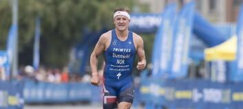 Triatlon: Blummenfelt satte verdensrekord på strålende norsk dag